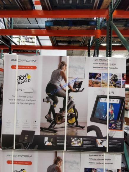 Costco-2621050- ProForm-Tour-De-France-CBC-Interactive-Indoor-Cycle