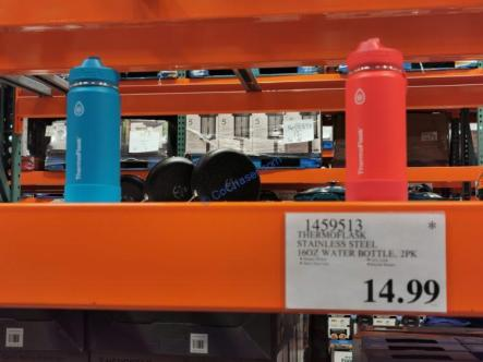 Costco-1459513-Thermoflask-Stainless-Steel-16oz-Water-Bottle