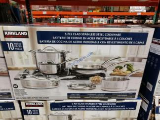 Costco-1119338-Kirkland-Signature-10-piece-5-ply-Cookware-Set1