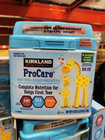 Costco-1314659-Kirkland-Signature-ProCare-Non-GMO-Infant-Formula