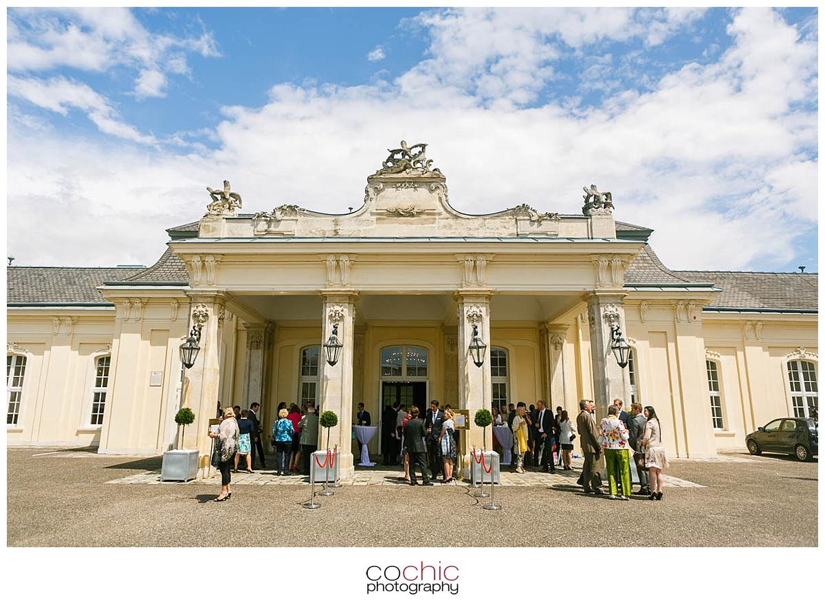 Hochzeitsfotos Schloss Laxenburg  Cochic Photography
