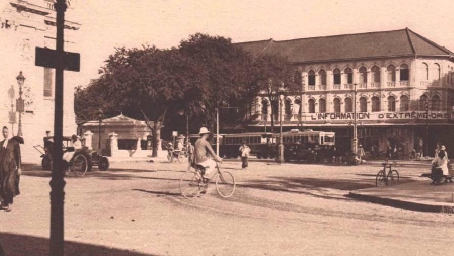 Đường Catinat - Tramway