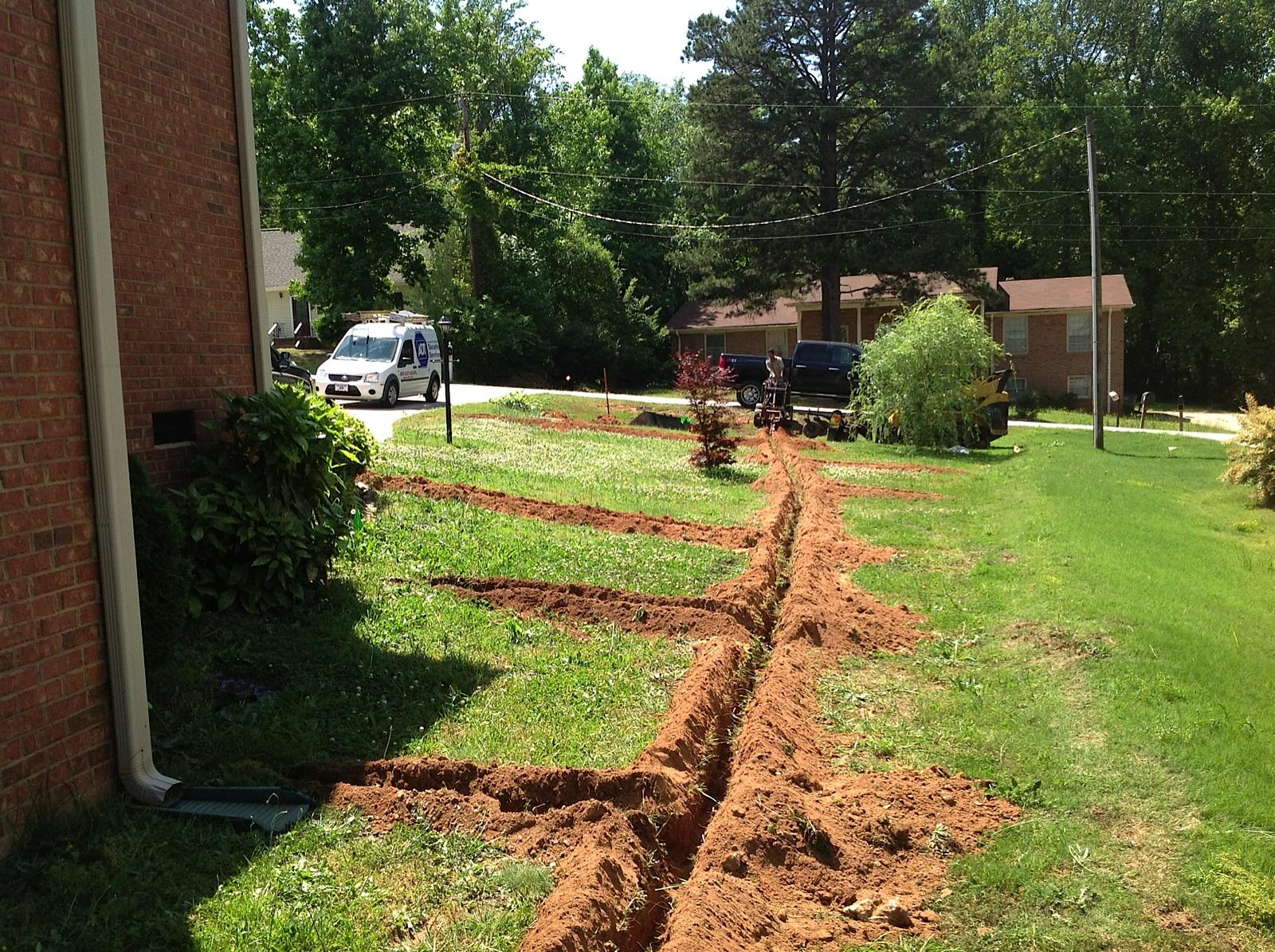Irrigation Systems Sprinkler Systems