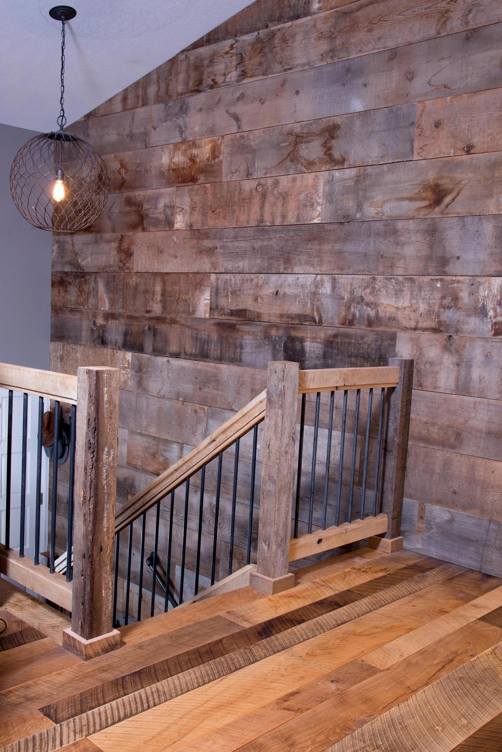 Reclaimed Barn Board Siding  Reclaimed Floors  Cochrans Lumber