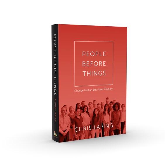 People Before Things - Book Image