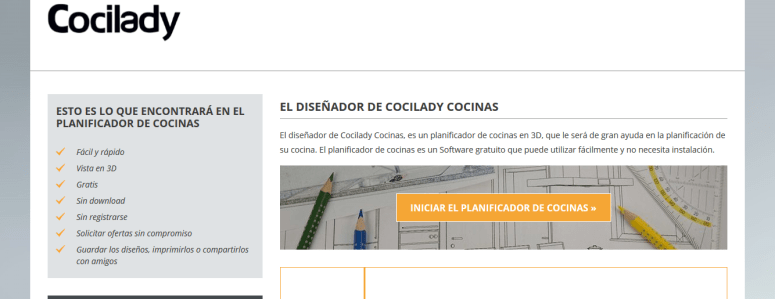 Planificador de cocinas