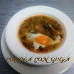 Espárragos Esparragaos, una sopa verde