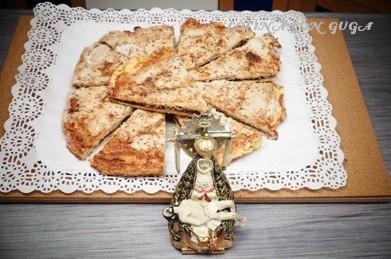 Torta de la Virgen de las Angustias, cómo hacerla en casa