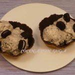 Cómo hacer helado casero con galletas Oreo