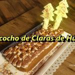 Receta de Bizcocho de Claras de Huevo