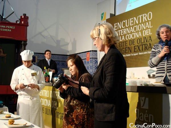 IX Encuentro Internacional de Cocina de Aceite del Oliva Virgen Extra – Jornadas III y IV
