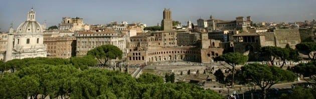 Roma, la ciudad eterna – Donde comer los mejores helados y pizzas