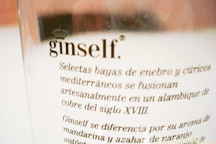 Ginself - La ginebra valenciana