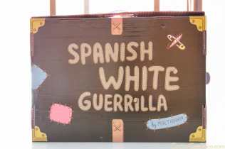 Spanish White Guerrilla Maetierra