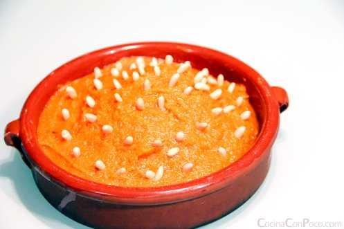 Arnadí de calabaza - receta