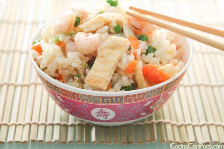 arroz chino tres delicias