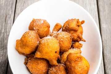 buñuelos de calabaza receta fáciles dulces