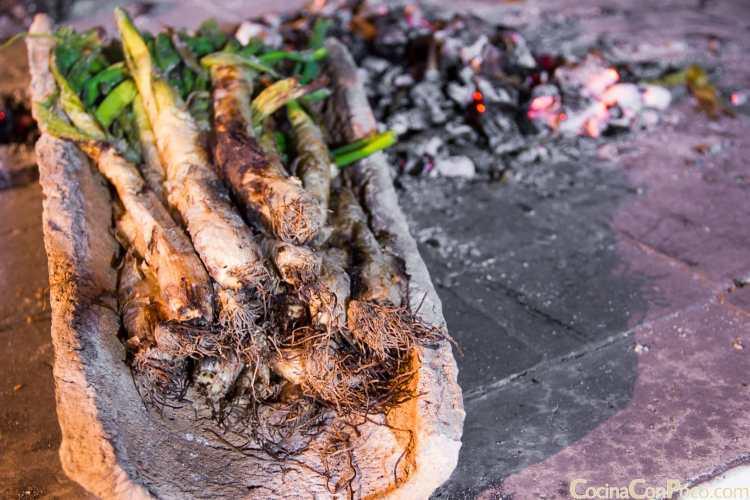 calsolts catalanes en casa receta