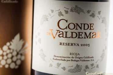 Conde de Valdemar reserva