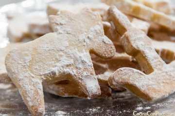 galletas de navidad receta sin gluten