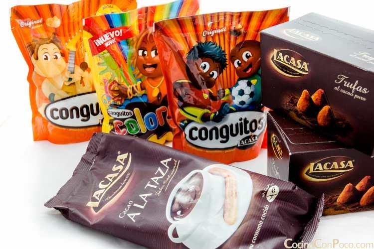 lacasa chocolates toppings