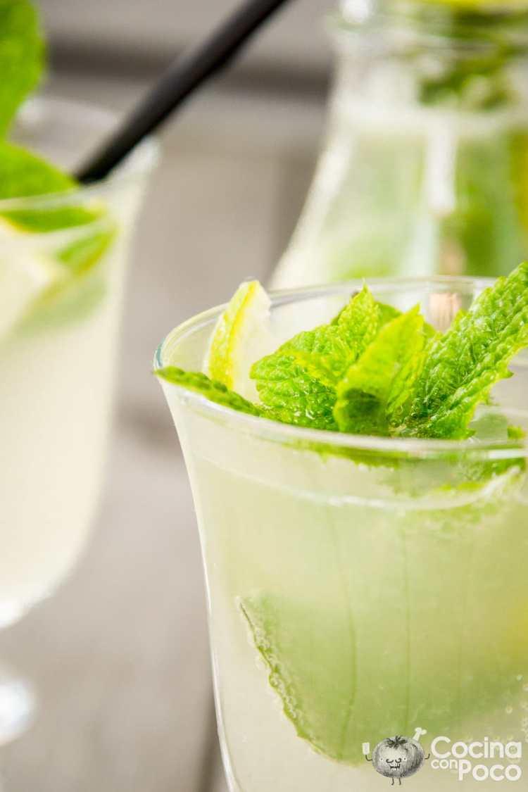 limonada casera receta facil
