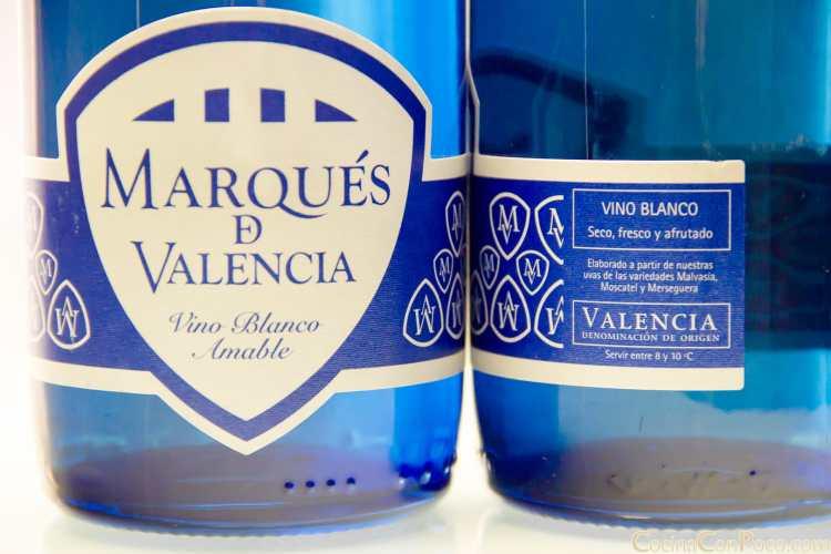 marques de valencia vino blanco amable