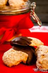 merenguitos receta chocolate coco