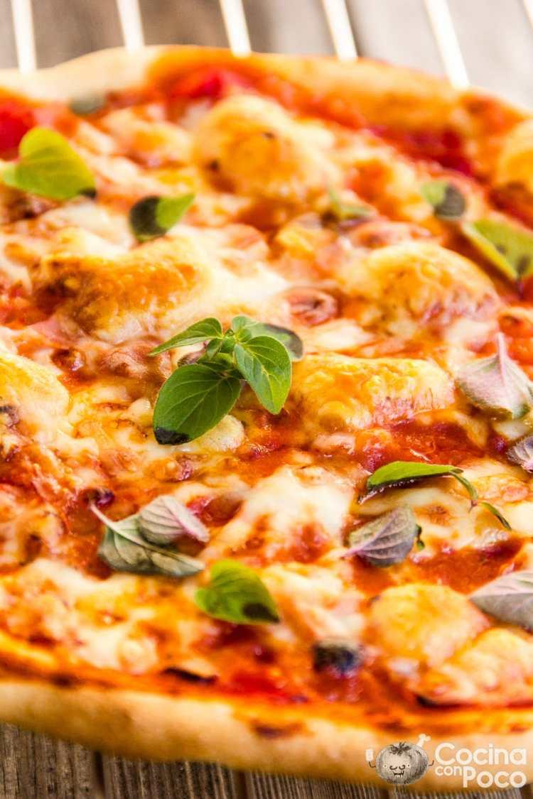 pizza sin gluten receta masa