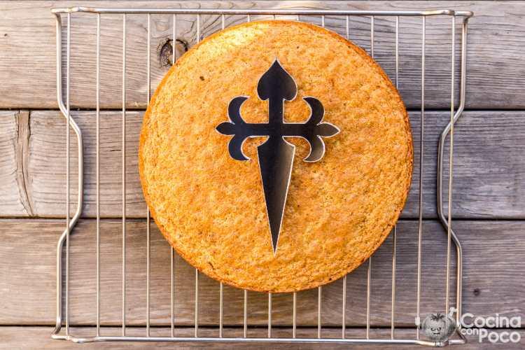 tarta de Santiago receta original