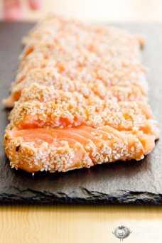 tataki de salmón receta