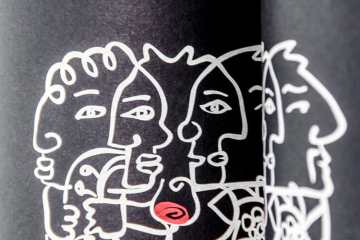 Vino Mestizaje tinto Mustiguillo