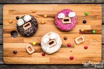 donuts de Halloween