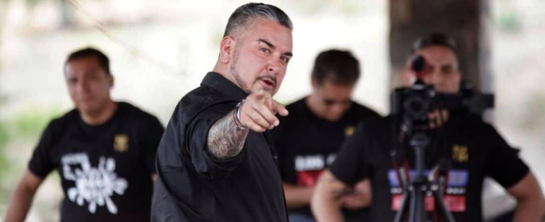 El macho alfa de la cocina mejicana: el chef Toño Mendez