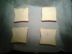 sandwich al horno con queso - 2