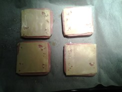 sandwich al horno con queso - 4