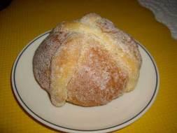 Como hacer Pan de Muerto al estilo de Michoacan