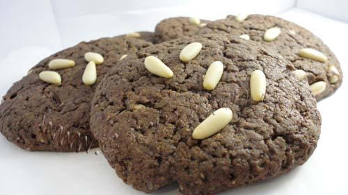 Galletas de Algarroba