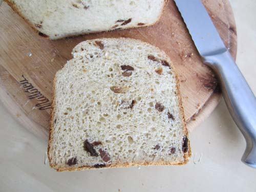 Pruébalo con un poco de queso o de mermelada……Ya verás que bueno está!! es un delicioso pan que no te puede hacer falta en tu alacena