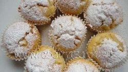 Muffins frescos