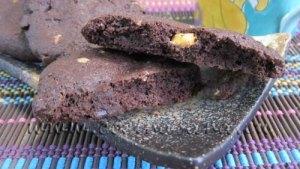 Receta de Galletas de chocolate caseras. Con mucho chocolate