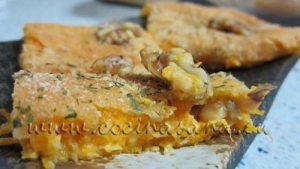 Como hacer Pastel de Calabaza casero, con Queso y Nueces