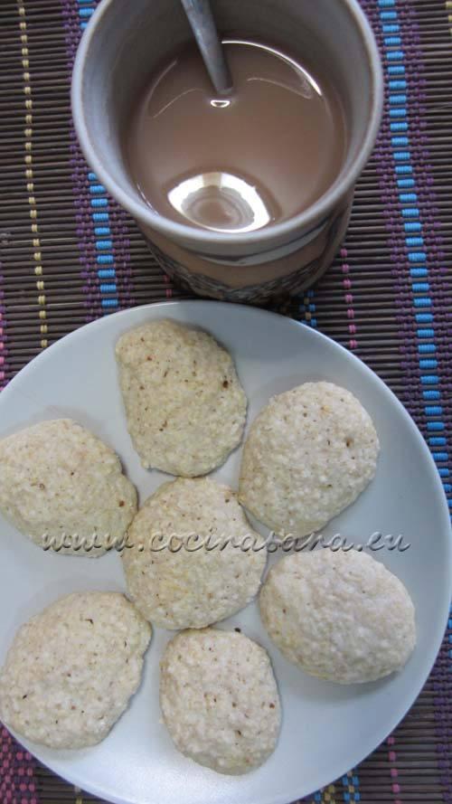 Galletas con avena y yogurt, muy buenas y fáciles es una deliciosa receta que no te puedes perder y no puedes dejar de prepararlas
