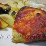 Bacalao la horno estilo mediterráneo