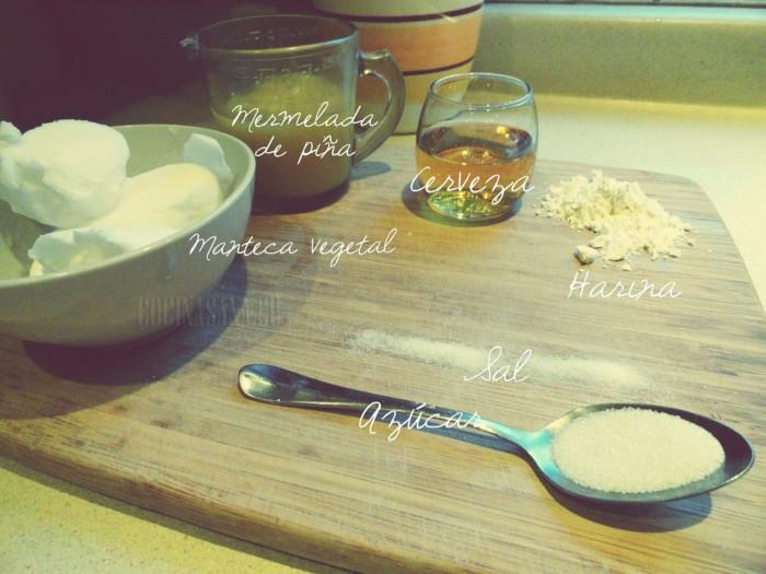 Estos son los ingredientes que necesitas para la receta