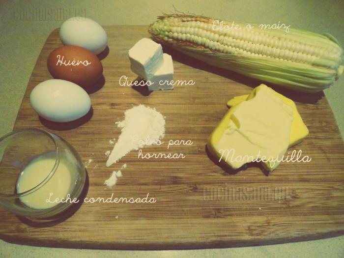 Estos son los ingredientes que necesitas