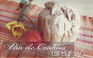 Cómo hacer Pan de Centeno con la máquina del pan