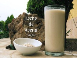 Cómo hacer Leche de Avena casera. Aprende a Preparar leches vegetales