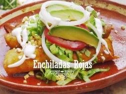 Cómo cocinar Enchiladas Rojas: receta tradicional mexicana