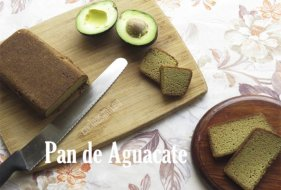 Pan de Aguacate: hecho paso a paso